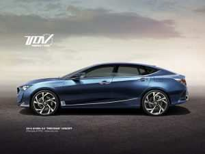 54 The Best New Acura Tlx 2020 Release Date and Concept