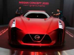 54 The Best Nissan 2020 Vision Gt History
