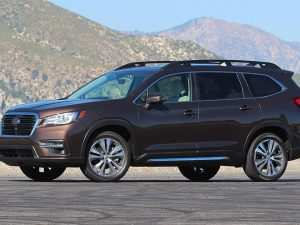 54 The Best Subaru Ascent 2019 Vs 2020 Concept and Review
