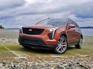 54 The Cadillac Xt4 2020 Redesign and Concept