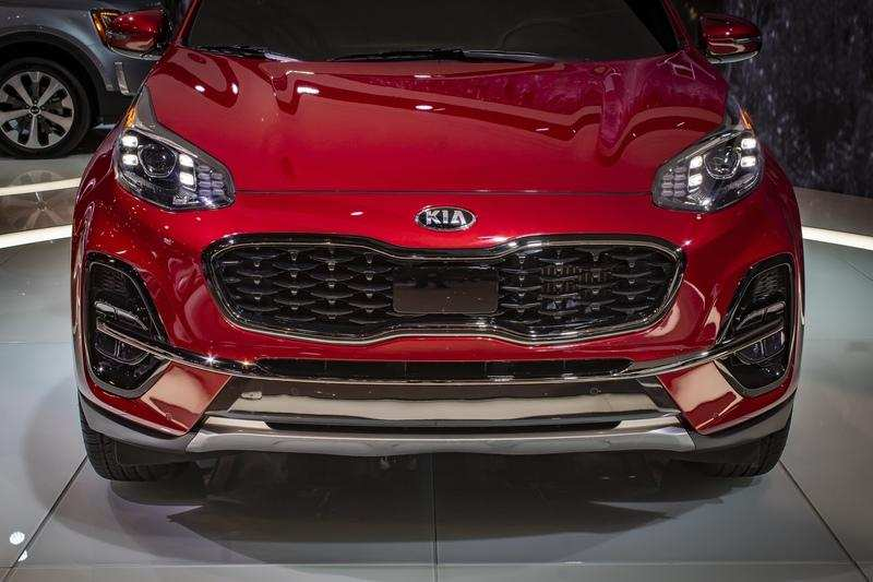 54 The Kia Sportage 2020 Model Price And Review