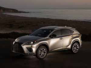54 The Lexus Nx 2020 News Concept