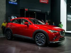 54 The Mazda X3 2020 First Drive