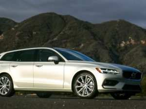 54 The New 2019 Volvo V60 Price