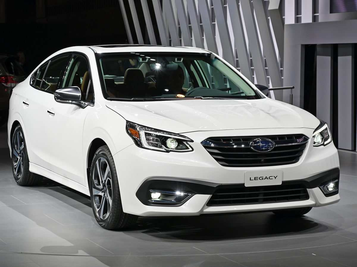 54 The Subaru Legacy 2020 Redesign Price