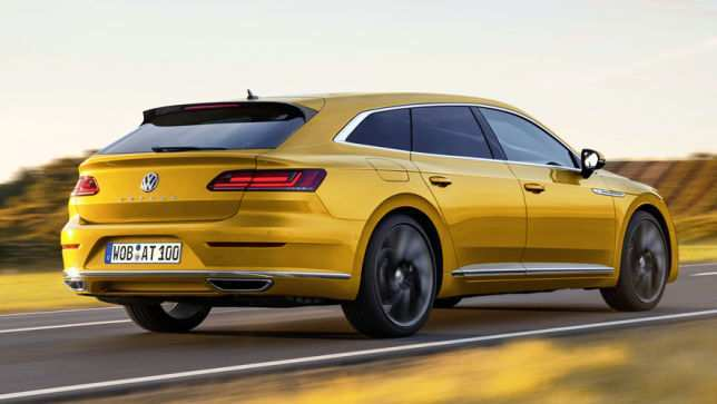 54 The Volkswagen Arteon 2020 Review