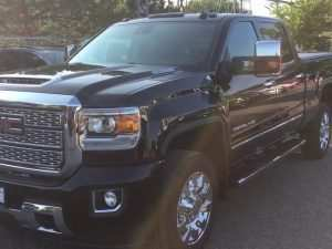 55 A 2019 Gmc 3500 Dually Denali Exterior and Interior