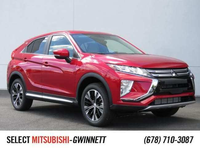 55 A 2019 Mitsubishi Cross Exterior and Interior