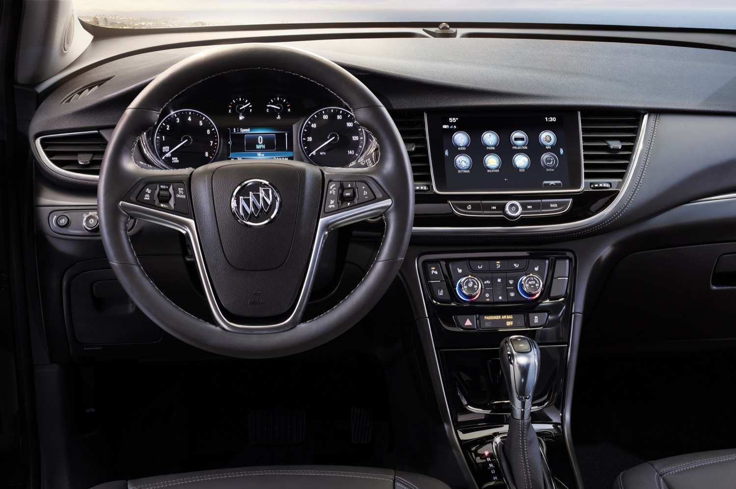 55 A 2020 Buick Encore Interior Review And Release Date