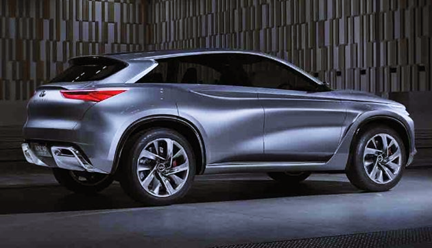 55 A 2020 Infiniti Lineup Redesign And Review