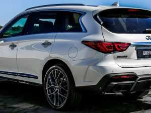 55 A 2020 Infiniti Qx60 Photos