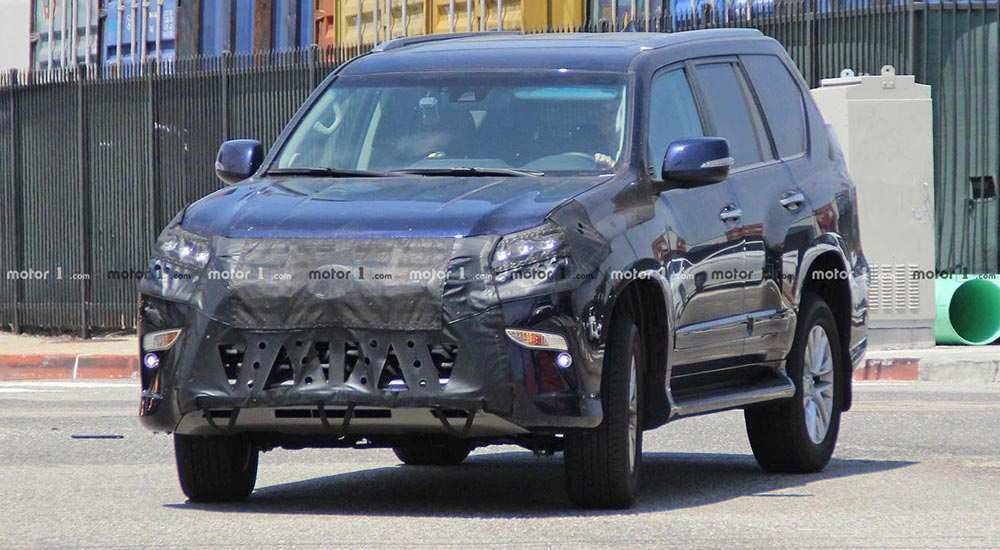 55 A 2020 Lexus Gx 460 Redesign And Concept