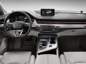 55 A Audi Q7 2020 Interior Concept and Review