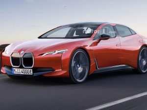 55 A BMW Electric Cars 2020 Pictures