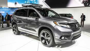 55 A Honda New Suv 2020 Overview