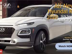 55 A Hyundai Kona 2020 New Model and Performance