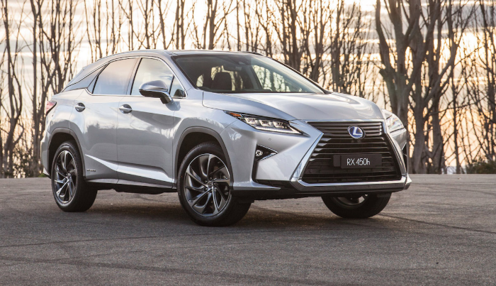 55 A Lexus Rx 2020 Redesign Picture