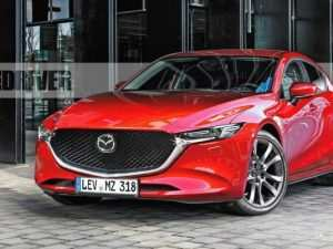55 A Mazda 3 2020 Release Date Exterior and Interior