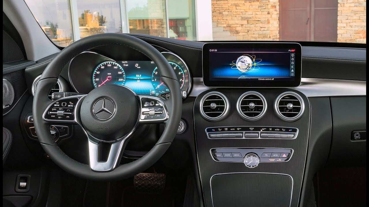 55 A Mercedes C 2019 Interior Redesign And Concept
