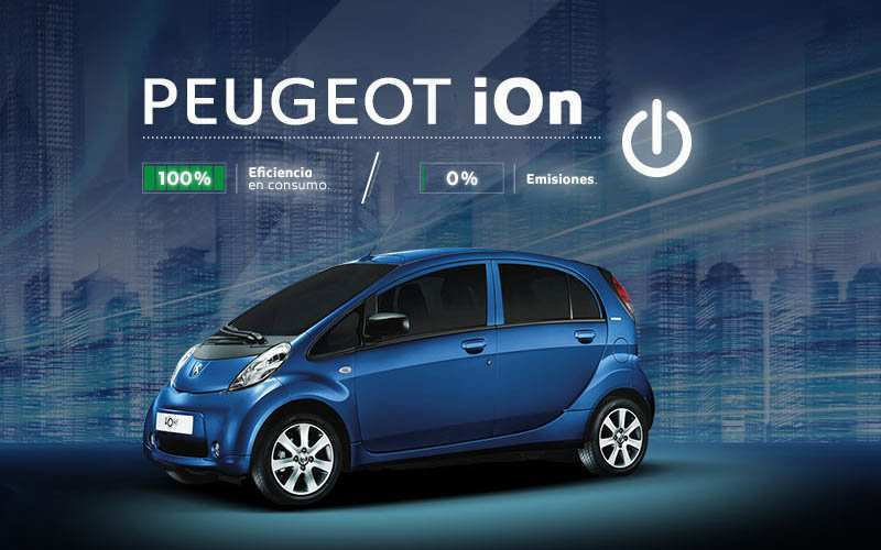 55 A Peugeot Ion 2019 Overview
