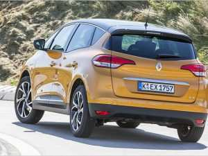 55 A Renault Scenic 2019 Redesign