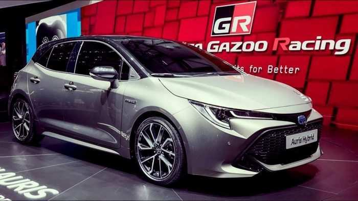 55 A Toyota Auris 2019 Release Date Price And Release Date