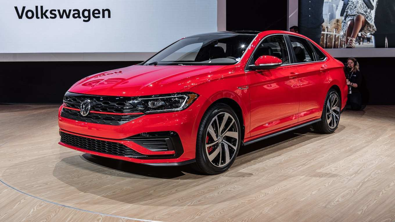 55 A Vw Gli 2019 Specs And Review