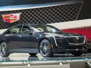 55 All New 2019 Cadillac V8 Exterior and Interior
