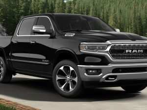 55 All New 2019 Dodge Truck 1500 First Drive