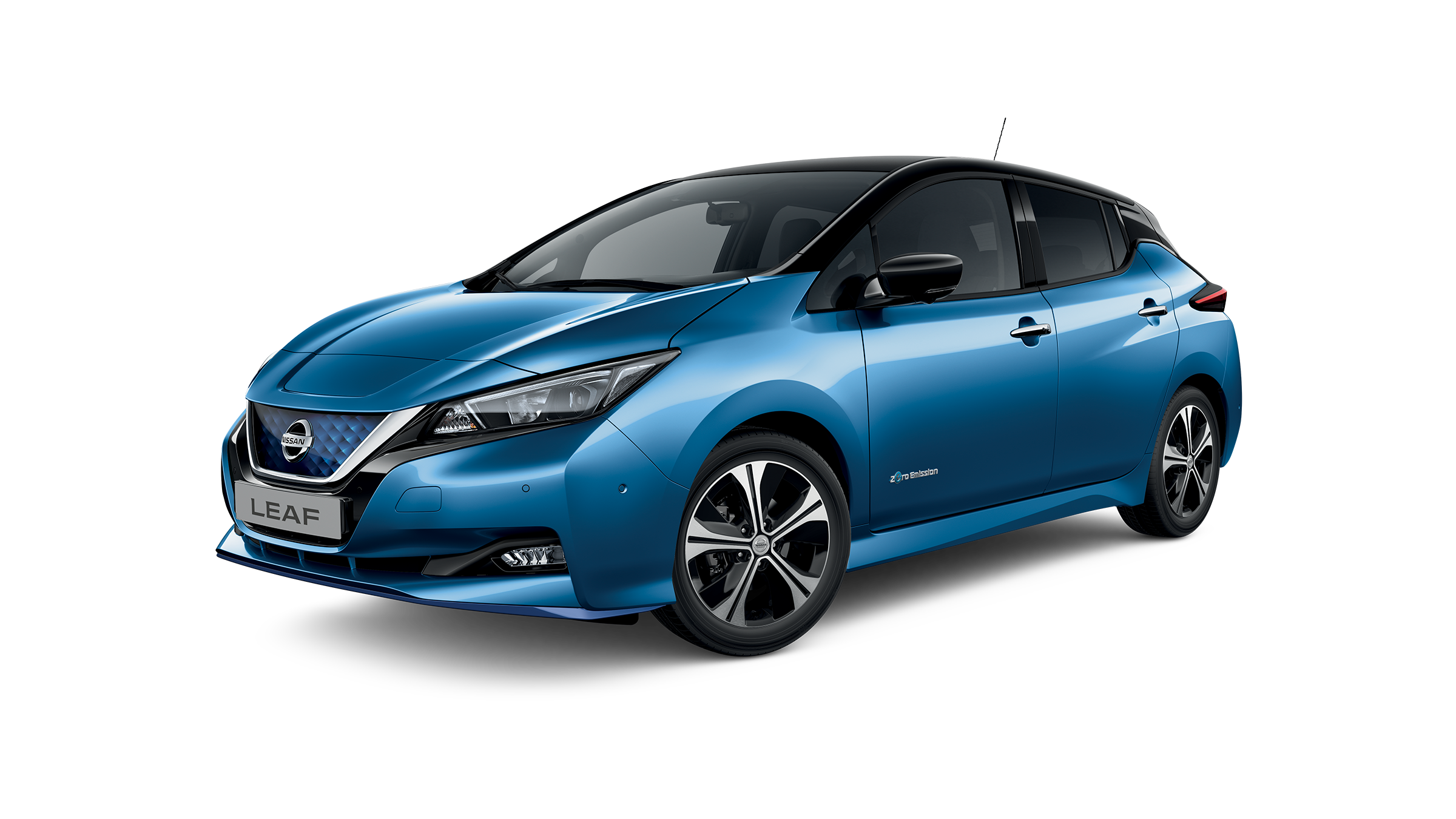 55 All New 2019 Nissan Leaf New Review