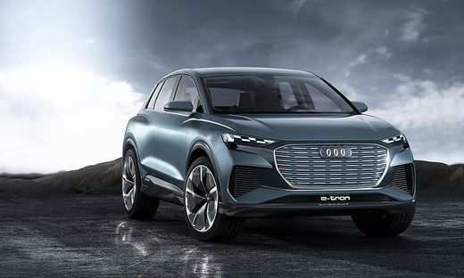 55 All New 2020 Audi E Tron Price And Review