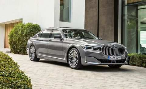 55 All New 2020 BMW 7 Series Release Date Concept