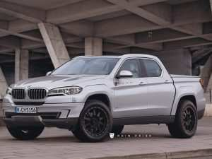 55 All New 2020 Bmw Pickup Truck Price and Review
