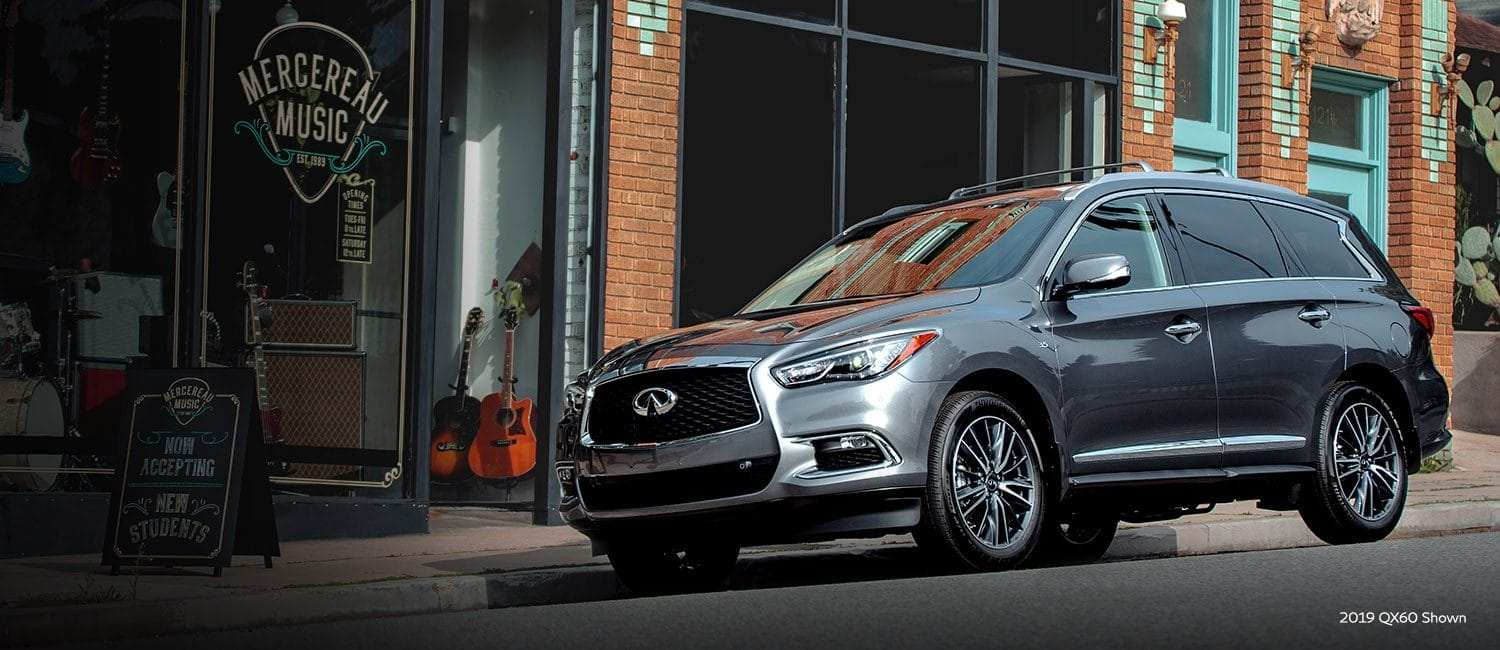 55 All New 2020 Infiniti Qx60 Luxe Style