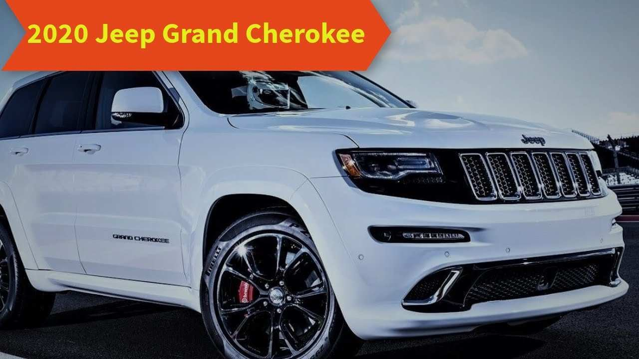 55 All New 2020 Jeep Grand Cherokee Overland Picture