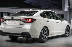55 All New 2020 Subaru Legacy Redesign Overview