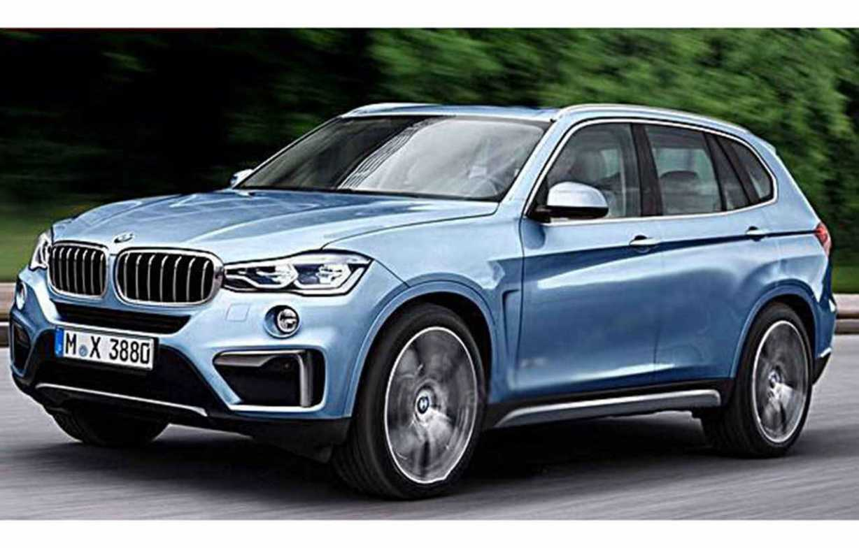 55 All New BMW X1 2020 Concept and Review