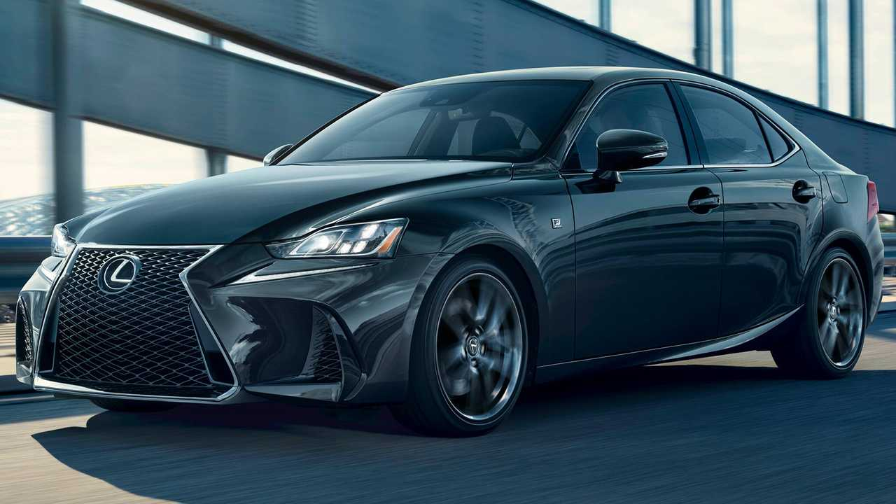 55 All New Lexus 2019 F Sport New Model And Performance