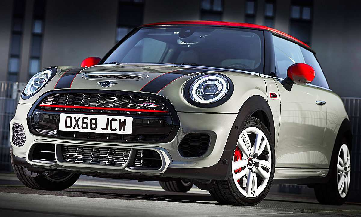 55 All New Mini Nachfolger 2019 Wallpaper