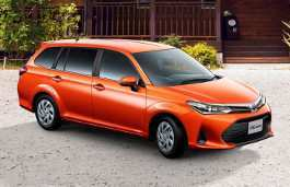 55 All New Toyota Fielder 2020 First Drive