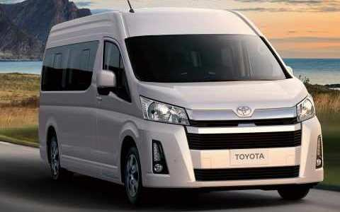 55 All New Toyota Kdh 2020 History