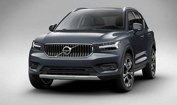 55 All New Volvo Xc40 2020 Release Date Picture