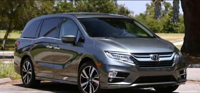 55 All New When Does 2020 Honda Odyssey Come Out Images