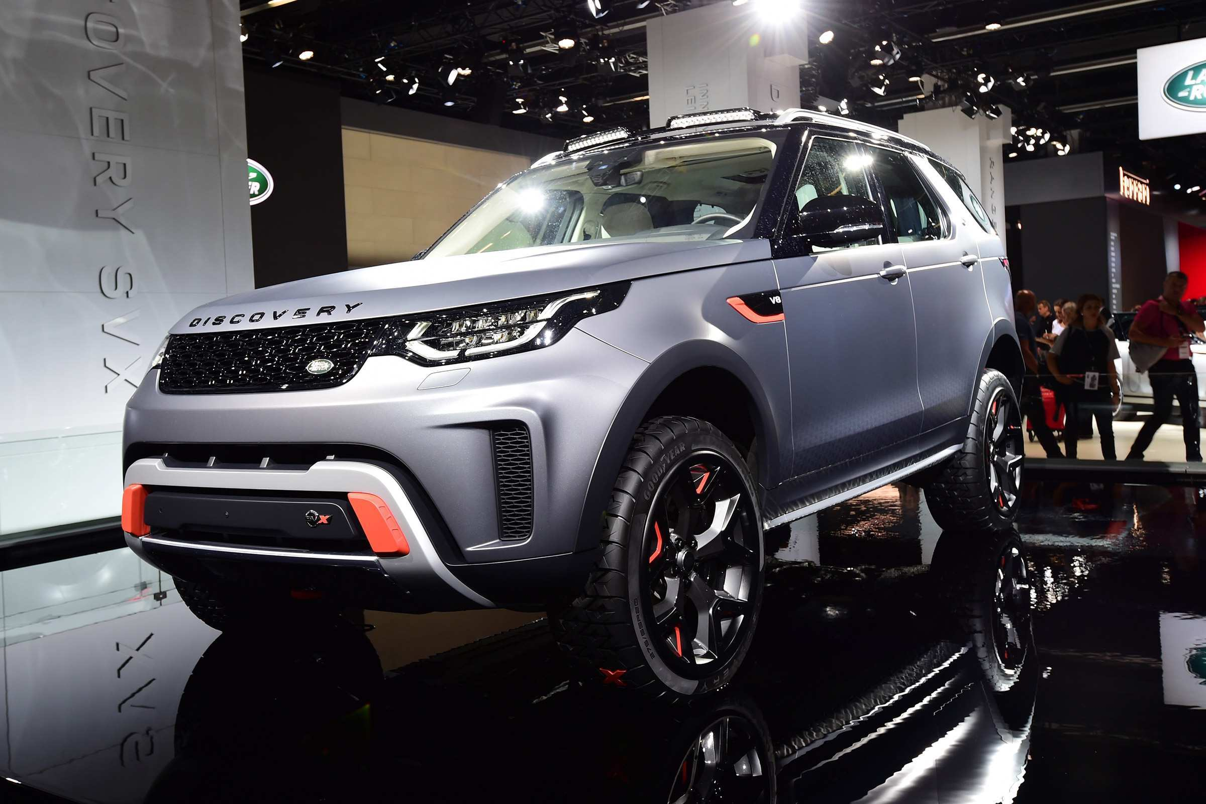 55 Best 2019 Land Rover Discovery Svx First Drive