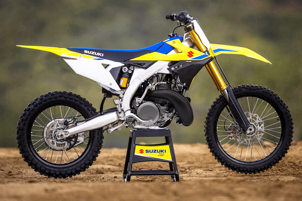 55 Best 2019 Suzuki Rm 250 Concept And Review