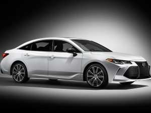 55 Best 2019 Toyota Avalon Xse New Concept