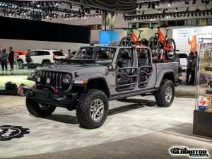 55 Best 2020 Jeep Gladiator Mopar Accessories Exterior and Interior