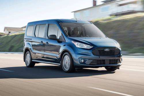 55 Best Ford Transit Connect 2020 Wallpaper