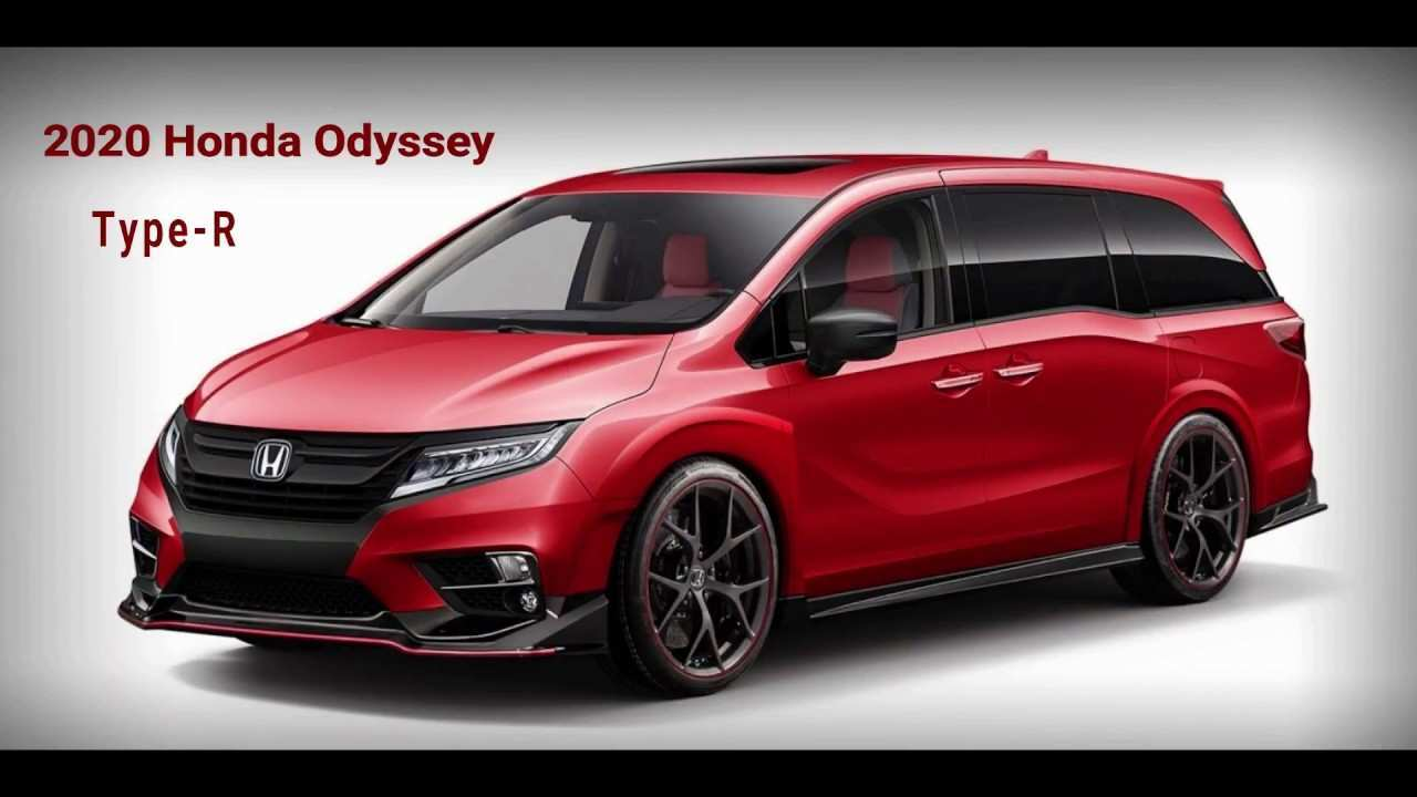 55 Best Honda Odyssey 2020 Concept And Review