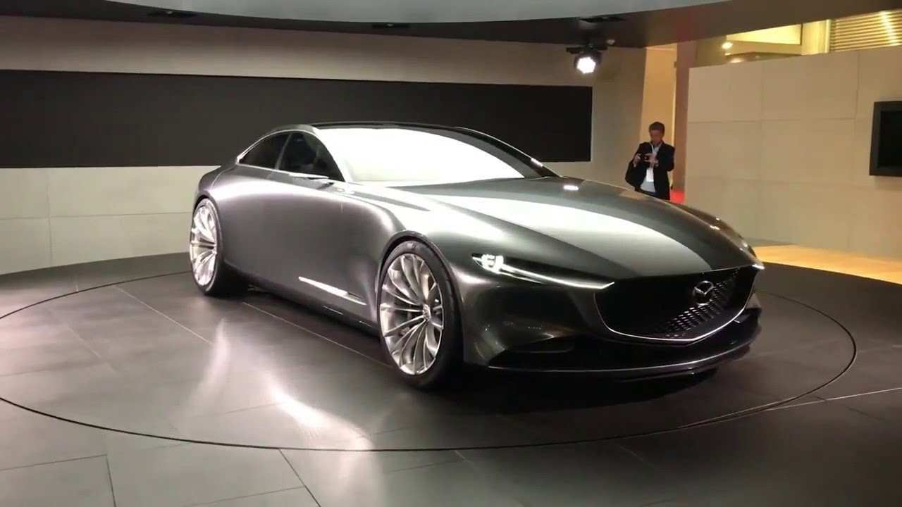 55 Best Mazda Vision Coupe 2020 Spy Shoot